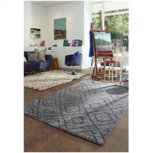 Kasbah-Jewel Graphite Hand Knotted Rugs