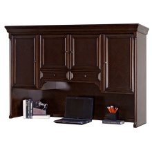 Storage Hutch with Pull-out Task Light
