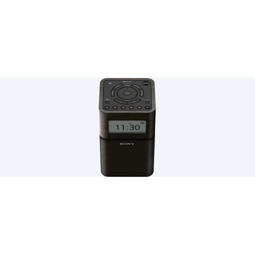 Portable Clock Radio with Bluetooth®
