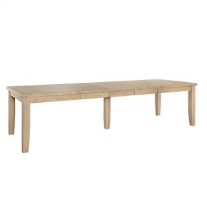 T-42120XXT / T-53B Large Extension Table (top only) / Shaker Legs
