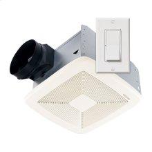 SmartSense® Fan with Control, 80 CFM ENERGY STAR® certified