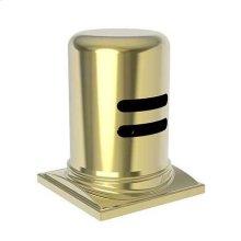 Forever Brass - PVD Air Gap Cap & Escutcheon Only