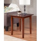 Shaker End Table Walnut Product Image