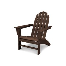 Mahogany Vineyard Adirondack Chair