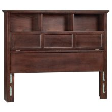 CAF McKenzie Queen Bookcase Headboard