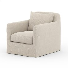 Faye Sand Cover Dade Outdoor Swivel Chair