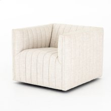 Dover Crescent Cover Augustine Swivel Chair