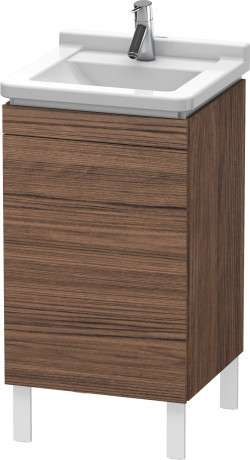 Vanity Unit Floorstanding, Walnut Dark (decor)