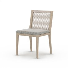 Faye Ash Cover Sherwood Outdoor Dining Chair, Washed Brown