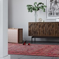 7379 Credenza TV Console in Environmental Product Image