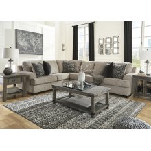 Bovarian - Stone 2 Piece Sectional