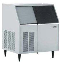 Under Counter Nugget Ice Machine with Storage
