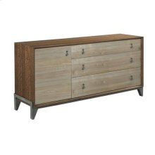 AD Modern Synergy Nouveau Maple Dresser