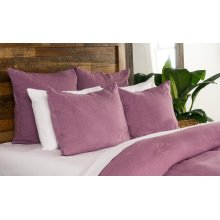 Heirloom Orchid Duvet 6Pc King Set