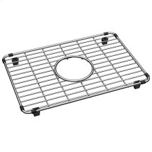 "Crosstown Stainless Steel 9-7/8"" x 14-3/8"" x 1-1/4"" Bottom Grid"