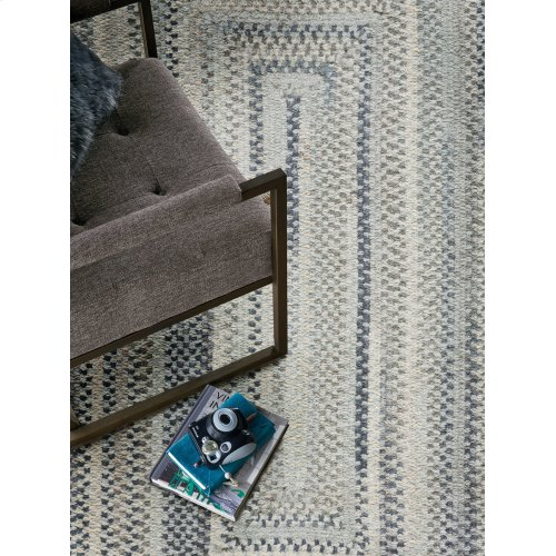 Synergy Silverstone Braided Rugs