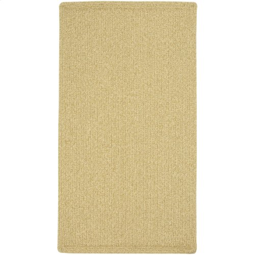 Heathered Beige Braided Rugs