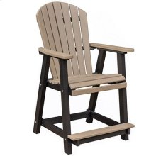 Comfo-Back Counter Chair