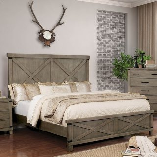 Queen-Size Bianca Bed