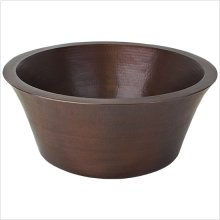 Small Double Walled Vessel