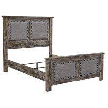 Lynnton - Rustic Brown 3 Piece Bed Set (Queen)