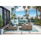 Silent Brook - Beige 2 Piece Patio Set Product Image