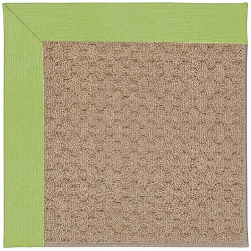Creative Concepts-Grassy Mtn. Canvas Parrot Machine Tufted Rugs