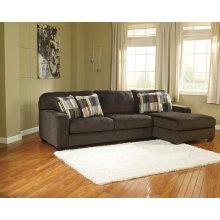 Westen Chocolate Chaise Sofa