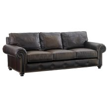 Riversdale Leather Sofa