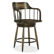 Dining Room Crafted Counter Stool