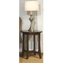 Westwood Round Lamp Table