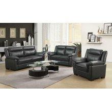 Arabella Contemporary Grey Sofa