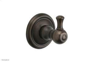 3RING Robe Hook KGB10 - French Brass Product Image