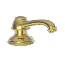 Polished Gold - PVD Soap/Lotion Dispenser