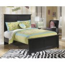 Maribel - Black 3 Piece Bed Set (Full) Product Image