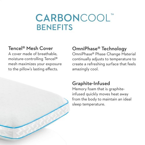 CarbonCool® + OmniPhase® Queen