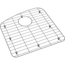 "Dayton Stainless Steel 16-3/4"" x 17-1/4"" x 1"" Bottom Grid"