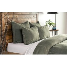 Heirloom Vine Duvet 3Pc King Set