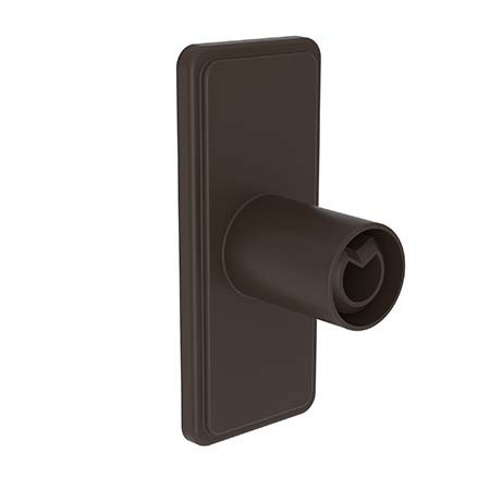 Oil Rubbed Bronze Curved Shower Rod Brackets