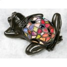 Lounging Frog Accent Lamp in Vintage Bronze Product Image