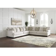 Rawcliffe - Parchment 3 Piece Sectional Product Image