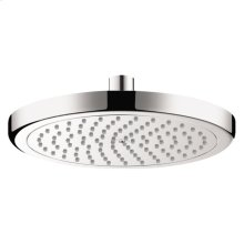 Chrome Showerhead 220 1-Jet, 2.5 GPM