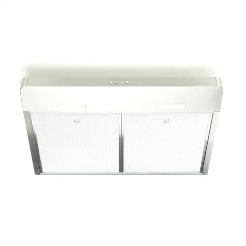 Corteo 30-Inch 300 CFM Stainless Steel Range Hood with LED light