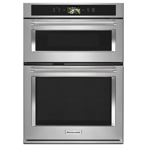 """Smart Oven+ 30"""" Combination Oven with Powered Attachments Stainless Steel"""