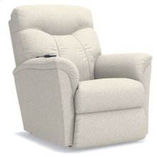 Fortune Power Rocking Recliner w/ Head Rest & Lumbar