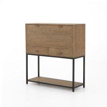 Jace Secretary Desk-drifted Oak