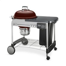 PERFORMER® DELUXE CHARCOAL GRILL - 22 INCH CRIMSON