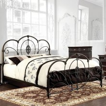 Queen-Size Jania Bed