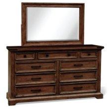 Mossy Oak Dresser