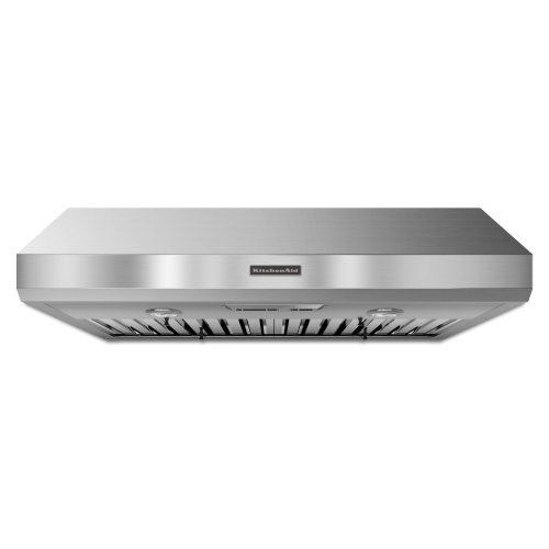 36'' Under-the-Cabinet 600 CFM Commercial-Style Stainless Steel
